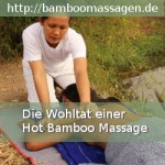 Asia Spa Trend 2015 Hot Bamboomassage